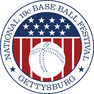 National Base Ball Festival Logo